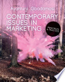 Contemporary Issues In Marketing