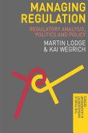Managing Regulation
