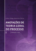 ANOTAÇÕES DE TEORIA GERAL DO PROCESSO - I