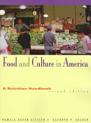 Food and Culture in America