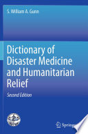 Dictionary of Disaster Medicine and Humanitarian Relief