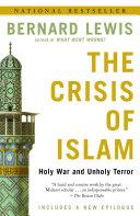 The Crisis of Islam Book