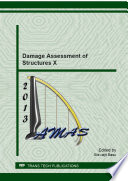 Damage Assessment of Structures X Book