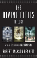 The Divine Cities Trilogy Pdf