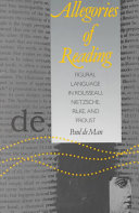 Allegories of Reading