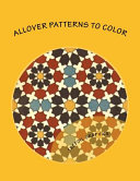 Allover Patterns to Color