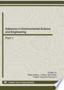 Advances in Environmental Science and Engineering