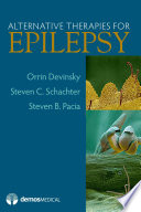 Alternative Therapies For Epilepsy Book PDF
