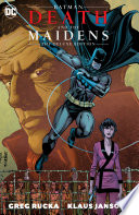 Batman Death The Maidens Deluxe Edition