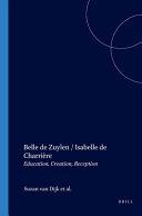 Pdf Belle De Zuylen / Isabelle De Charrire Telecharger