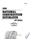 1990 National Construction Estimator
