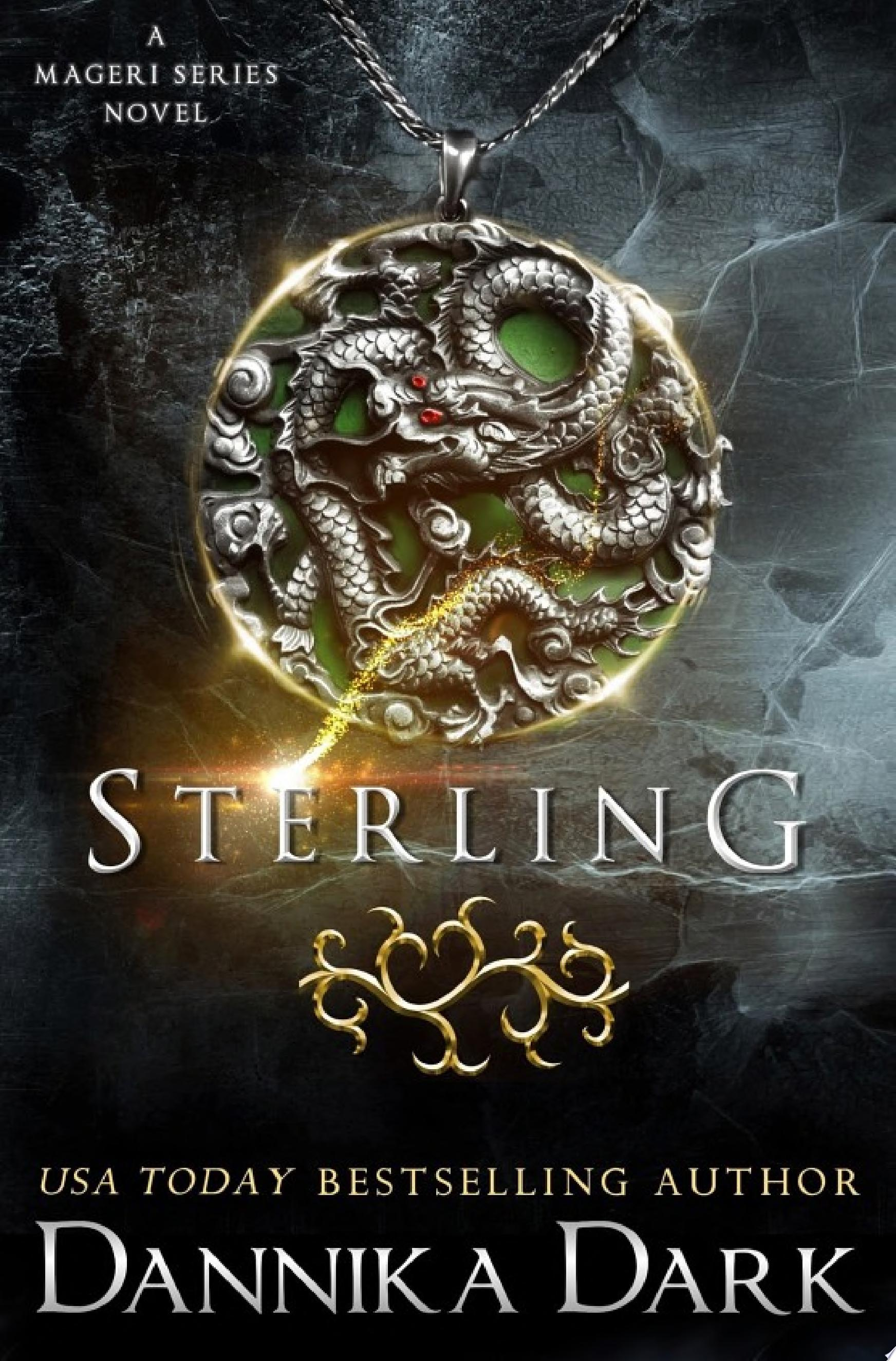 Sterling  Mageri Series  Book 1