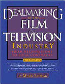Dealmaking in the Film & Television Industry