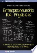 Entrepreneurship for Physicists Book PDF
