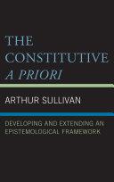 The Constitutive A Priori Pdf/ePub eBook