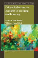 Critical Reflection on Research in Teaching and Learning