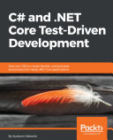 C# and .NET Core Test-Driven Development