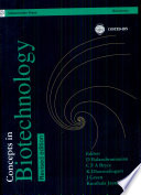 Concepts in Biotechnology Book