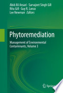 Phytoremediation Book