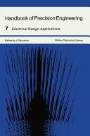 Handbook of Precision Engineering [Pdf/ePub] eBook