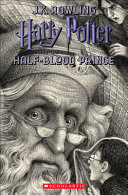 Harry Potter and the Half Blood Prince  Brian Selznick Cover Edition