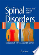 Spinal Disorders Book
