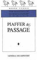 Piaffer and Passage