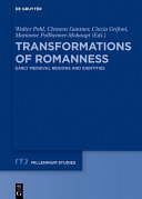 Pdf Transformations of Romanness Telecharger