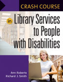 Crash Course in Library Services to People with Disabilities Pdf/ePub eBook