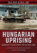Hungarian Uprising Book