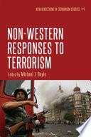 Non-Western responses to terrorism
