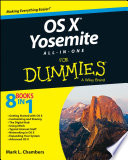 Os X Yosemite All In One For Dummies Book PDF