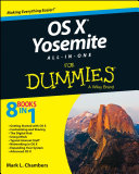 OS X Yosemite All in One For Dummies