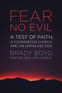 Fear No Evil Pdf