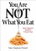 You Are Not What You Eat