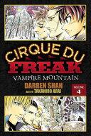 Cirque Du Freak: The Manga, Vol. 4