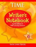 Writer s Notebook Lv D