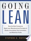 Going Lean Book