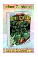 Indoor Gardening Book Collection
