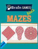 Brain Games Kids Mazes