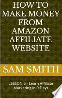 How to Make Money from Amazon Affiliate Website