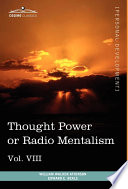 Thought Power Or Radio Mentalism