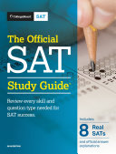 The Official SAT Study Guide, 2018 Edition Pdf/ePub eBook
