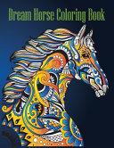 Dream Horse Coloring Book