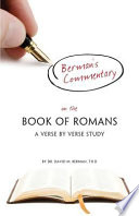 Berman S Commentary On The Book Of Romans