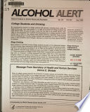 Alcohol Alert Book PDF