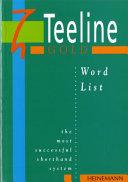 Teeline Gold Word List - Google Books