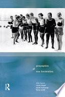 Geographies Of New Femininities Book