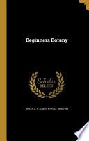 BEGINNERS BOTANY
