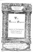 The American Sephardi
